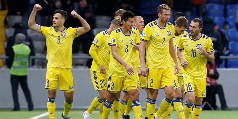 Полузащитник сборной Казахстана: «Эйфории после Шотландии у нас нет, работаем по плану»