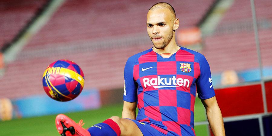 Какой еще Брейтуэйт? 10 самых странных трансферов «Барселоны» и «Реала» в XXI веке