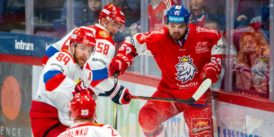 Александр Юдин: «Если бы у сборной России был рисунок игры, то было бы заметно»
