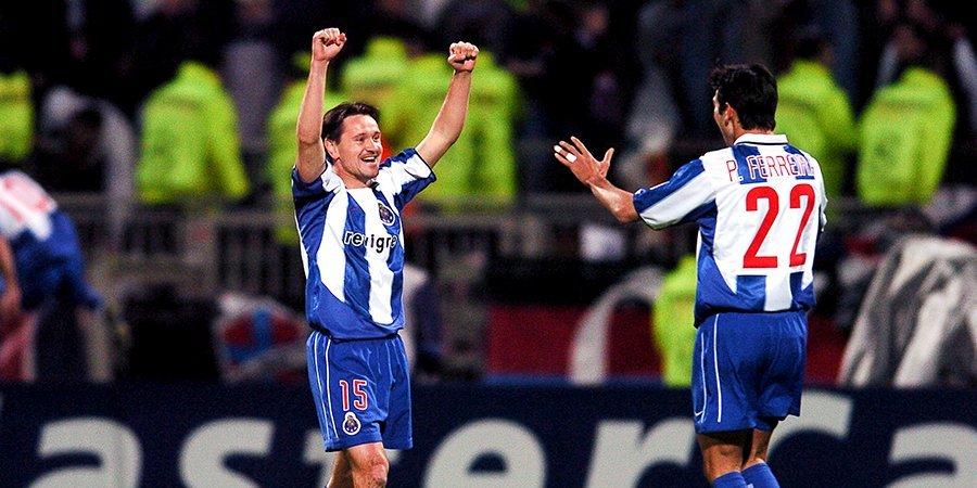 Моуринью дурачил соперника и судей, Аленичеву хватило 30 минут. Разбираем финал ЛЧ-2004 «Порту» – «Монако»