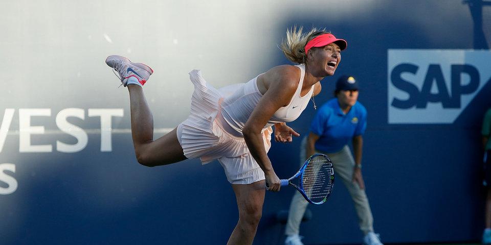 Шарапова завершила выступление на US Open, проиграв Севастовой в 4-м круге