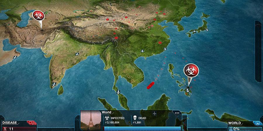 Их начинают запрещать в Китае. Главные игры про вирусы и эпидемии