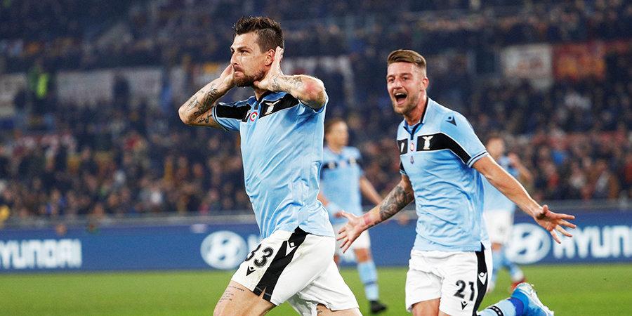 «Лацио» на выезде обыграл «Дженоа» и закрепился на второй строчке Серии А