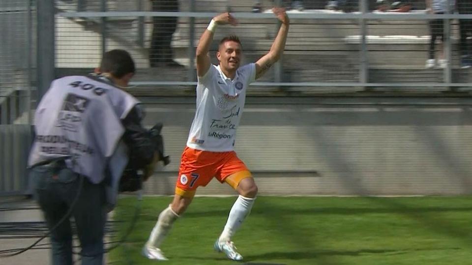 «Монпелье» разгромил финалиста Лиги Европы-2018 и вернулся на второе место в чемпионате Франции