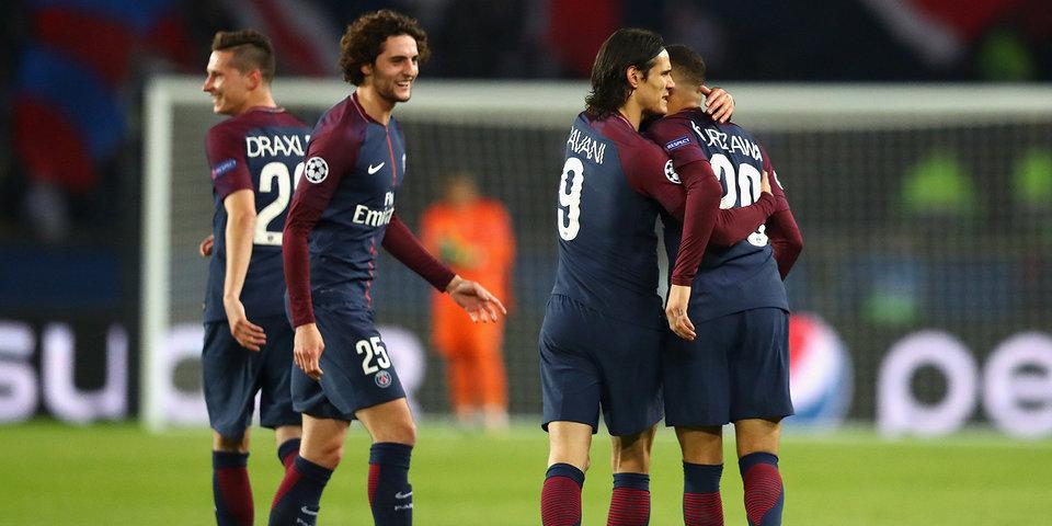 «ПСЖ» и «Бавария» вышли в плей-офф Лиги чемпионов