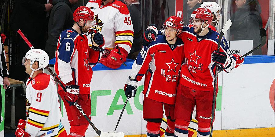 Сошников принес ЦСКА победу над «Куньлунем» в дебютном матче за армейскую команду