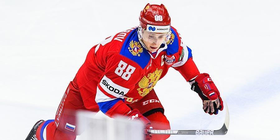 Дамир Жафяров — о победе над Швецией: «Все ребята бились до победного, это самое главное»