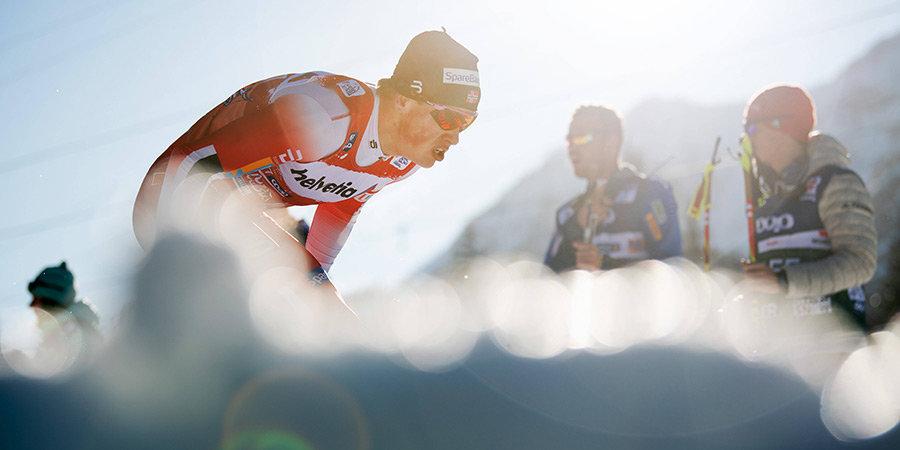 Йоханнес Клебо: «Надеюсь, что смогу сделать шаг вперед в дистанционных гонках, но при этом не потерять спринтерские качества»