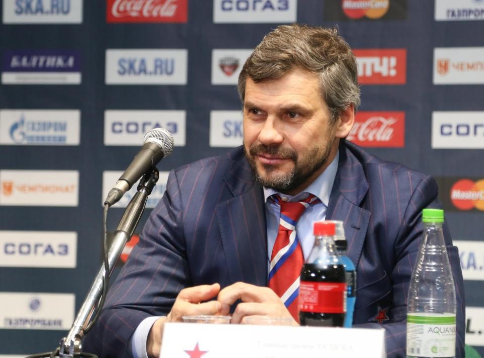 Квартальнов официально возглавил «Локомотив»