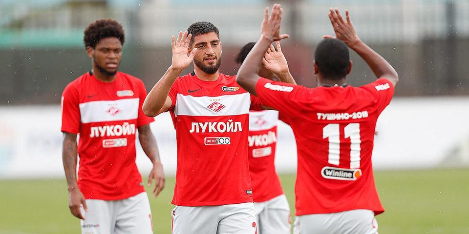 3 истории про Самюэля Жиго, нового защитника «Спартака»