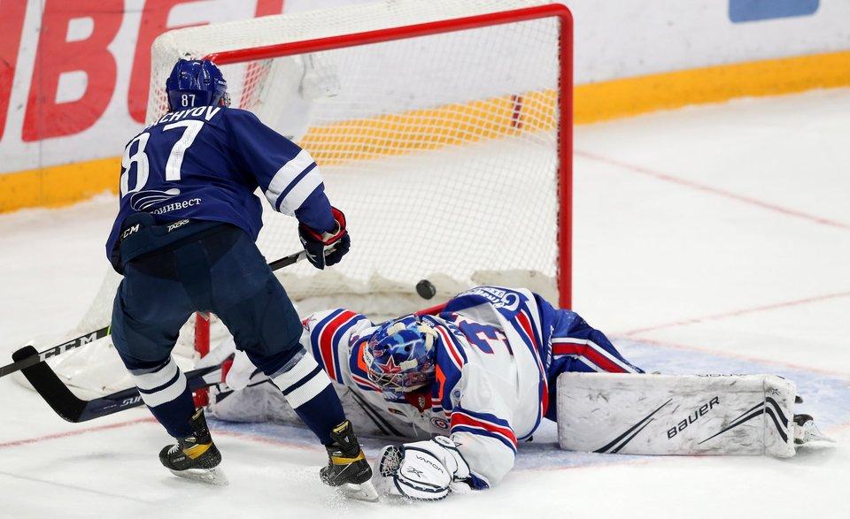 Вадим Шипачев: «Матч был тяжелым. У СКА много хороших исполнителей»