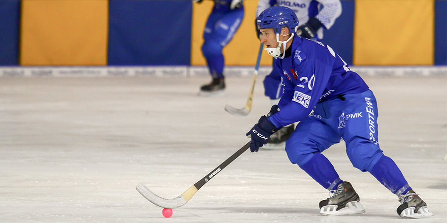 Кемерово не сможет принять финал ЧР по хоккею с мячом