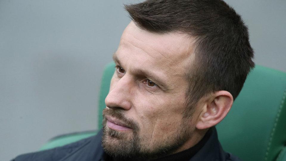 Сергей Семак: «По пенальти у меня есть вопросы»