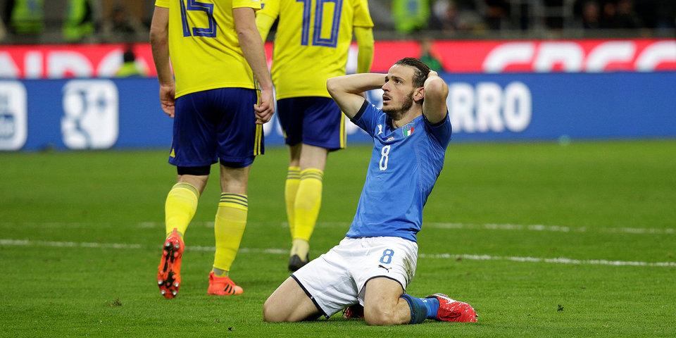 Флоренци пропустит ближайшие матчи сборной Италии и «Ромы»