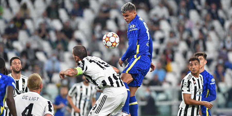 «Ювентус» на своем поле обыграл «Челси», Роналду вырвал победу для «МЮ» в матче с «Вильярреалом»