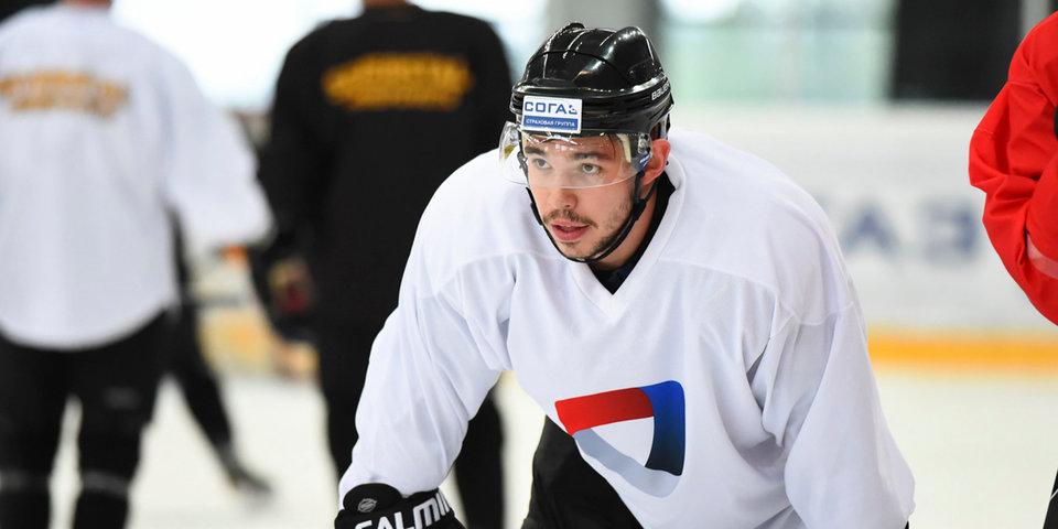 НХЛ признала ошибкой информацию об участии Васильева в предсезонном матче «Филадельфии»