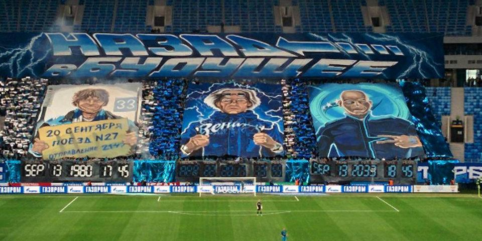 Что окружало первый матч «Зенита» на новом стадионе