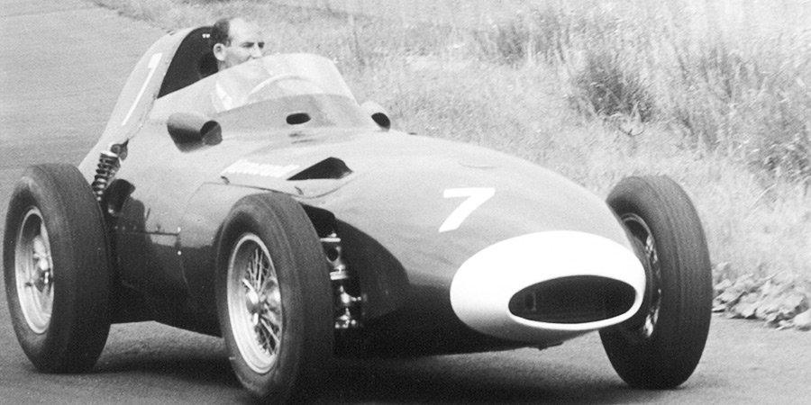 Первый в истории «Ф-1» обладатель Кубка конструкторов возвращается в автоспорт. «Вануолл» воссоздаст чемпионский болид 1958 года