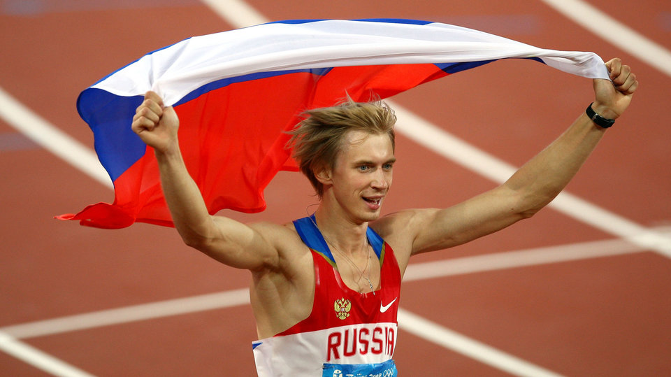 Легкоатлет Сильнов обжалует решение CAS о четырехлетней дисквалификации