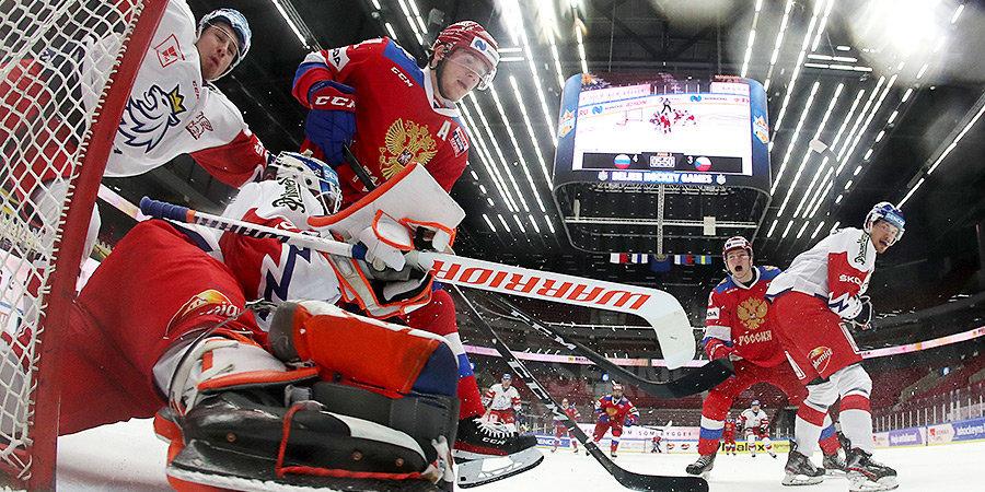 Сборная России выиграла Евротур, «Йокерит» прервал победную серию «Магнитки», «Динамо» хочет сохранить Шипачева. Итоги недели