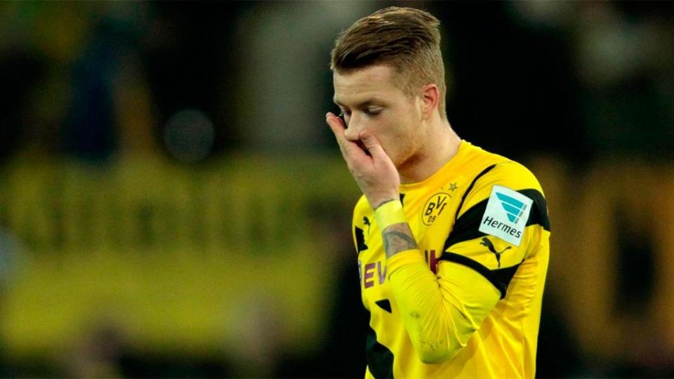 Дортмундская «Боруссия» в гостях проиграла «Аугсбургу»
