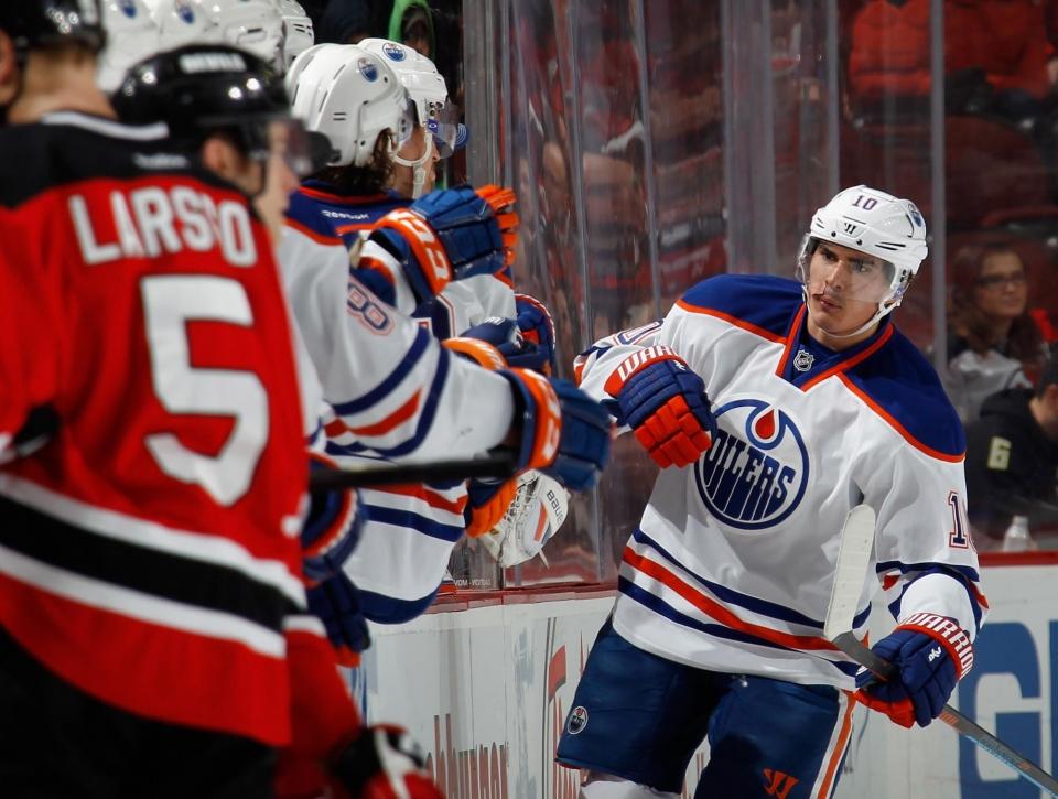 «Девилз» обыграл «Ойлерз» в вынесенном матче НХЛ