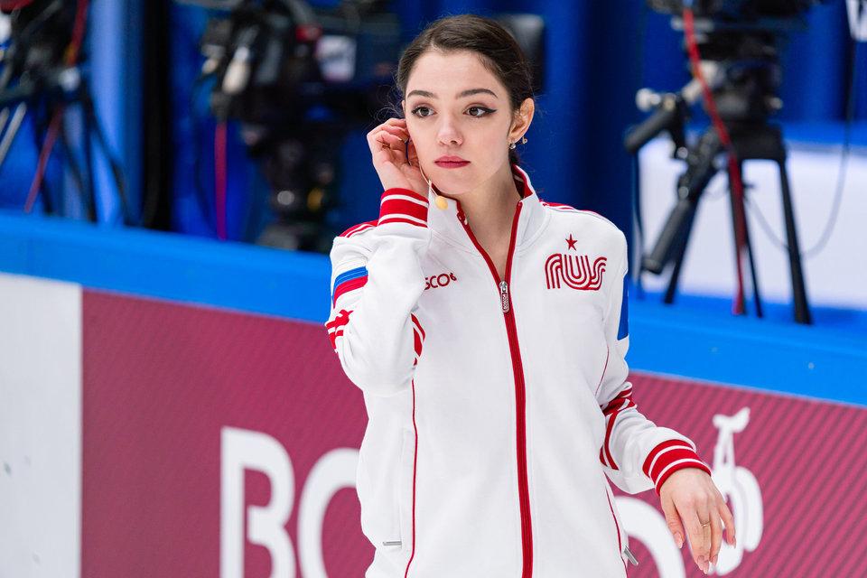 Евгения Медведева: «Хочу попробовать себя в тренерской карьере»