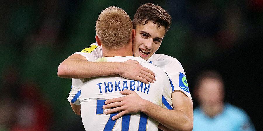 Борис Игнатьев: «Молодежь «Динамо» дает возможность поверить в то, что в ближайшие годы команда будет на очень хорошем уровне»