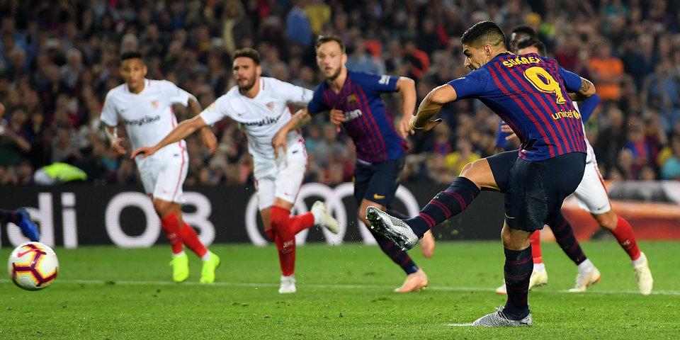 Что нужно знать о ставках на матч «Севилья» – «Барселона» 23 февраля