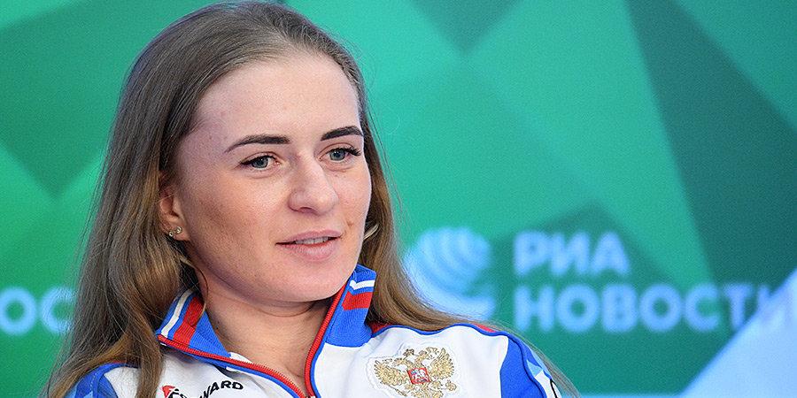 Ворониной вручили конькобежный «Оскар»