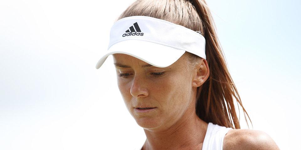 Гантухова объявила о завершении карьеры теннисистки