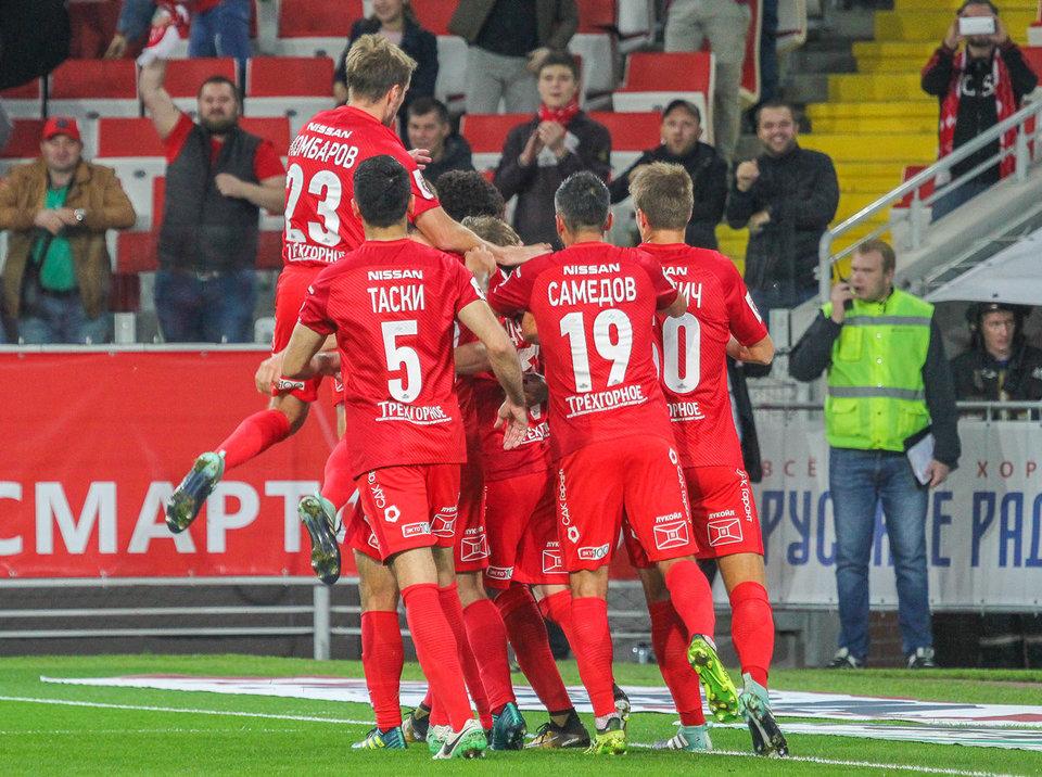 Матч «Спартак»— «Ливерпуль» пройдет при аншлаге