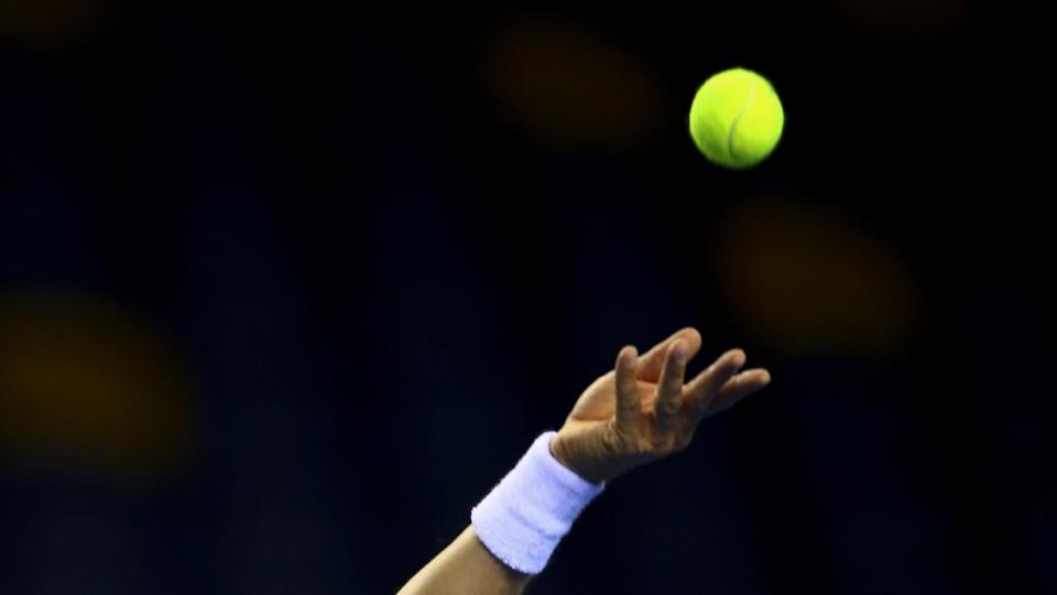 На US Open судья упал с вышки