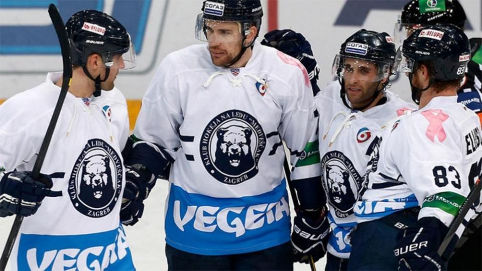 Уйдет ли  «Медвешчак» из КХЛ?