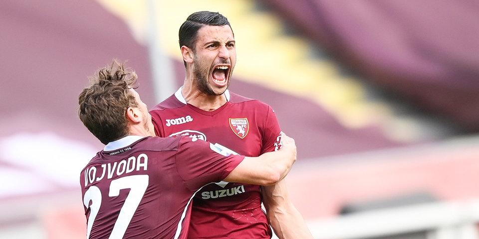 «Торино» обыграл «Парму» в матче Серии А