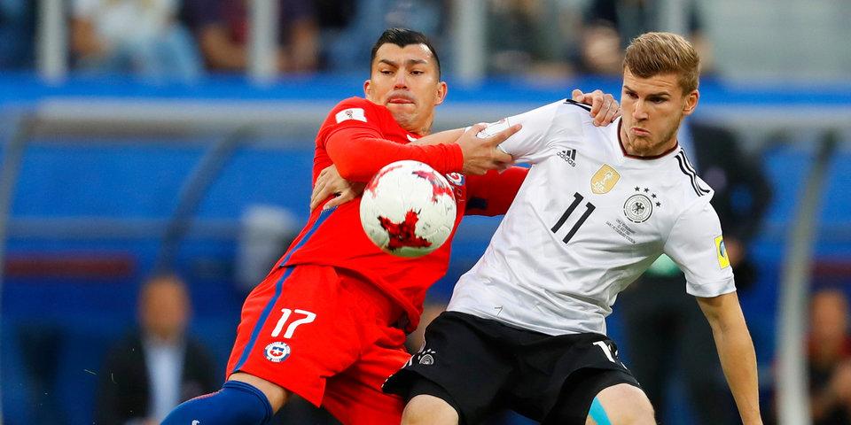 Киммих уверен, что Германия могла забить Чили больше одного мяча