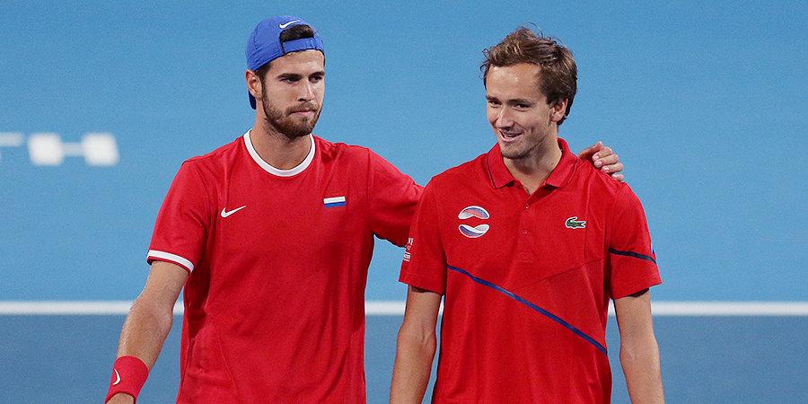 Австралийская угроза Кубку Дэвиса. Что такое ATP Cup?