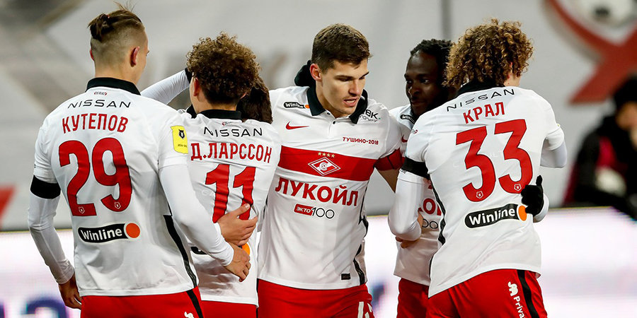 Попов вернулся на пост спортивного директора «Спартака»