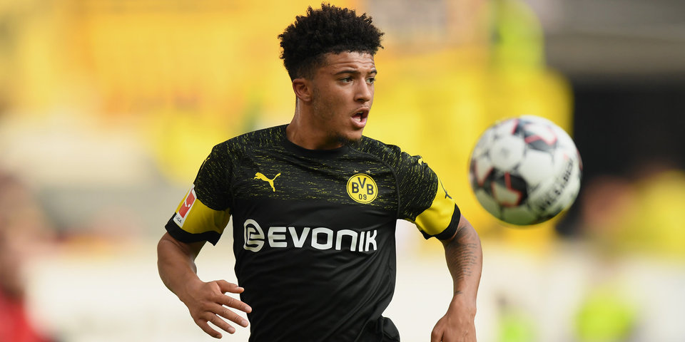 Директор «Боруссии»: «Санчо не продается и останется в Дортмунде в следующем сезоне»