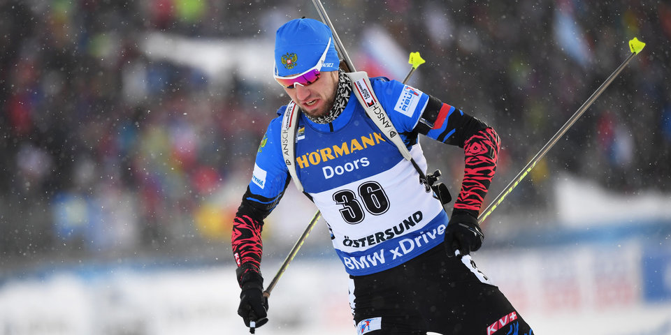 Логинов принес России первую медаль на ЧМ. Лучшие моменты спринта в Эстерсунде