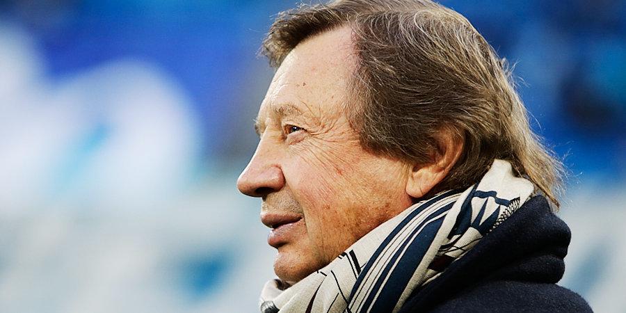 Юрий Семин – о продолжении тренерской карьеры: «Если будет предложение, будем реагировать»