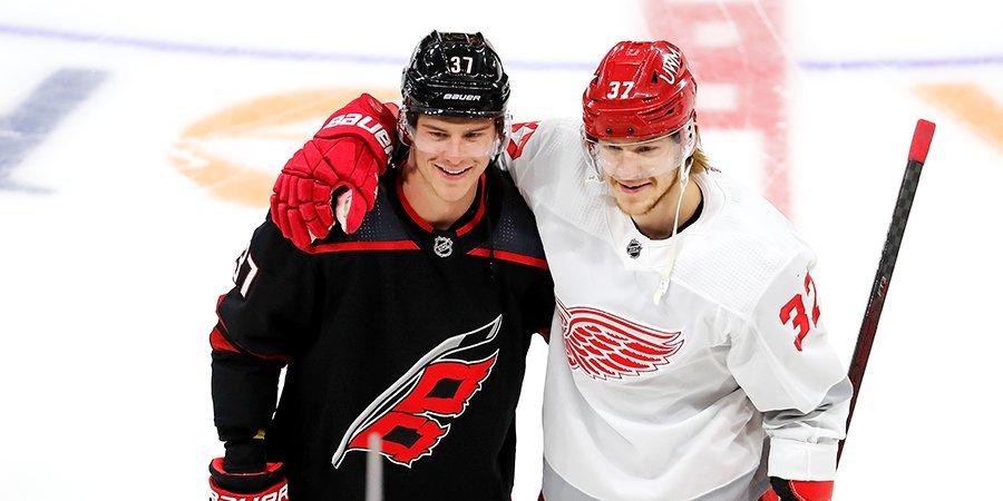«Иди сюда, брат, я тебя обниму!» Как братья Свечниковы вошли в историю российского хоккея. Шесть наших братских дуэтов в НХЛ