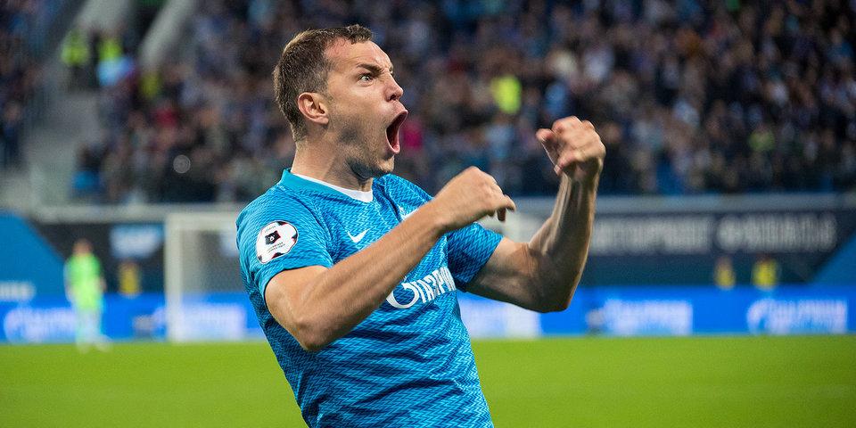 «Зенит» поднялся на 16-е место в рейтинге коэффициентов клубов УЕФА