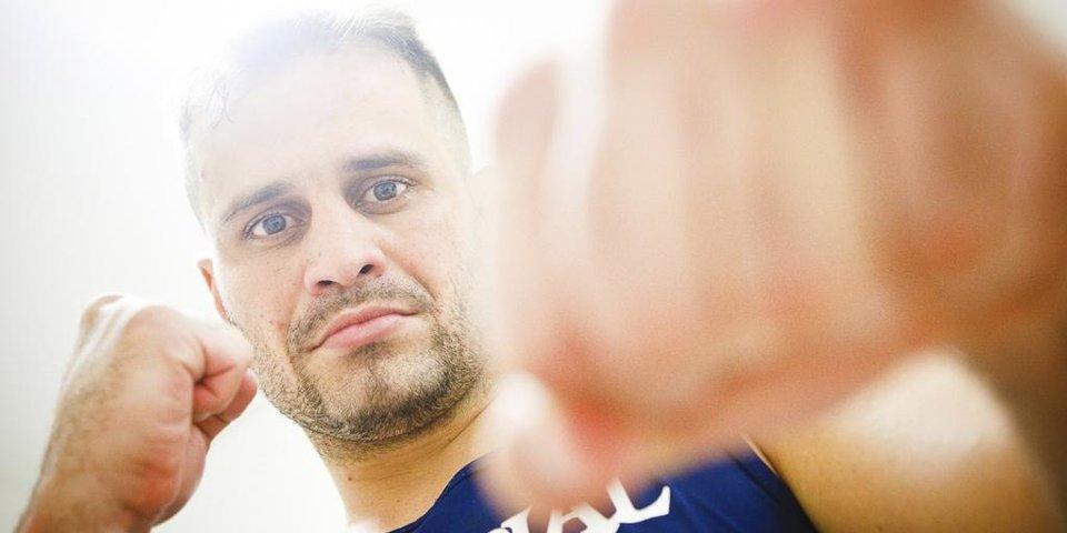 Фабио Мальдонадо: «Федор, я иду к тебе»