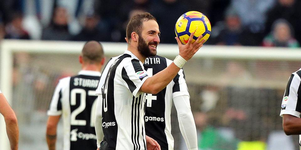 Игуаин недоволен условиями «Милана»