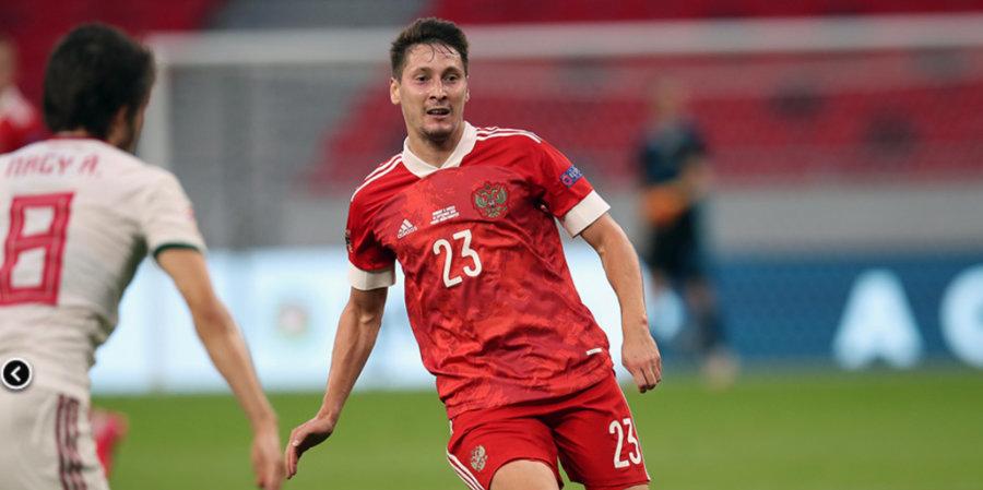 Кузяев не играл два месяца, но стал главной фигурой в плане Черчесова против венгров. Разбираем вторую победу России в Лиге наций