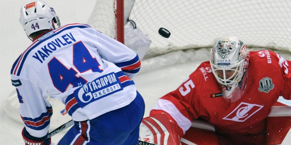 Егор Яковлев: «Ребята из «Спартака» больше хотели выиграть»