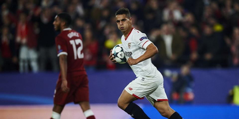 «Севилья» отыгрывает три мяча у «Ливерпуля» и оставляет шанс «Спартаку»: голы и лучшие моменты