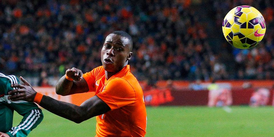Промес вызван в сборную Нидерландов на матчи с Англией и Португалией