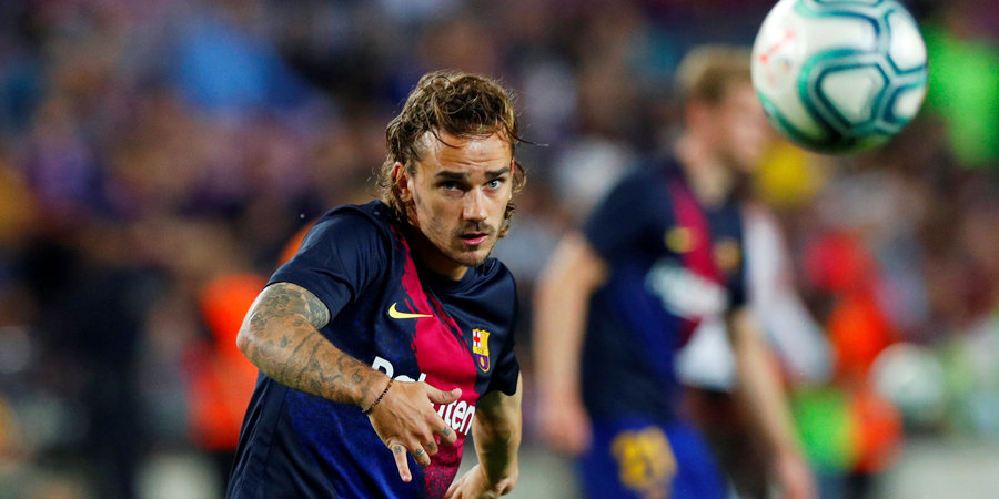 Дидье Дешам: «Барселона» неправильно использует Гризманна»
